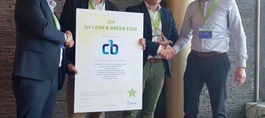 Lean En Green Star