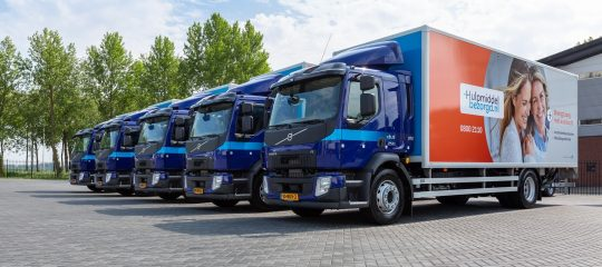 Hulpmiddelbezorgd Nl Vrachtwagens
