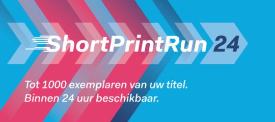 ShortPrintRun24, binnen 24 uur uw boeken op voorraad