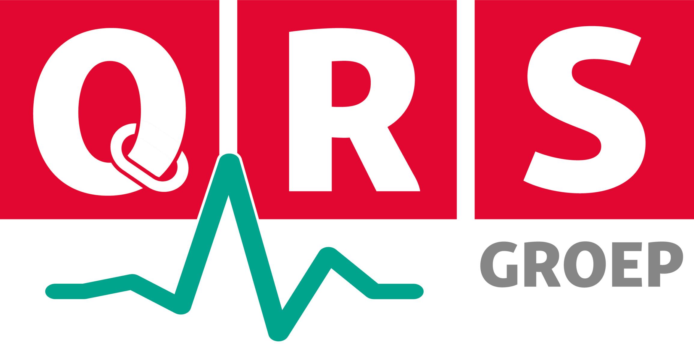 Afbeeldingsresultaat voor qrs healthcare logo