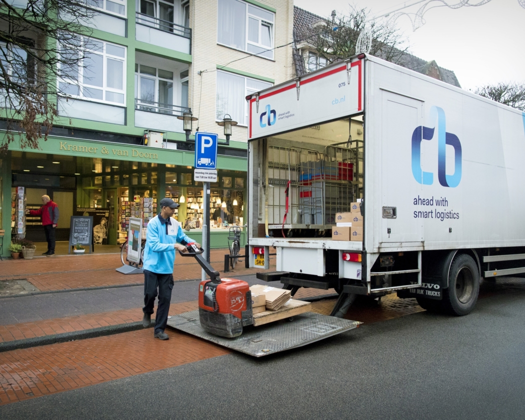 Retail logistiek